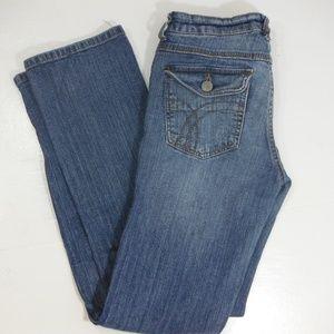 Outllooks Womans Boot Cut Straight Leg Jean Size 5
